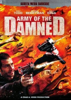 Army Of The Damned 2013 poster