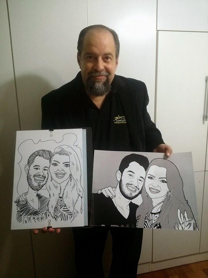 Desenhista Marcelo Lopes de Lopes