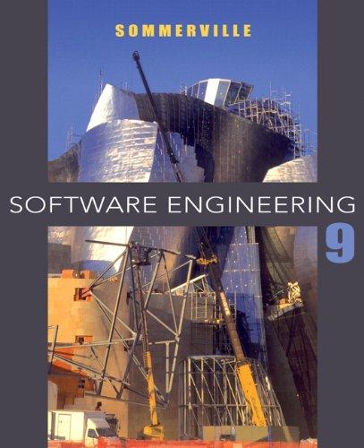 software engineering 9th editon