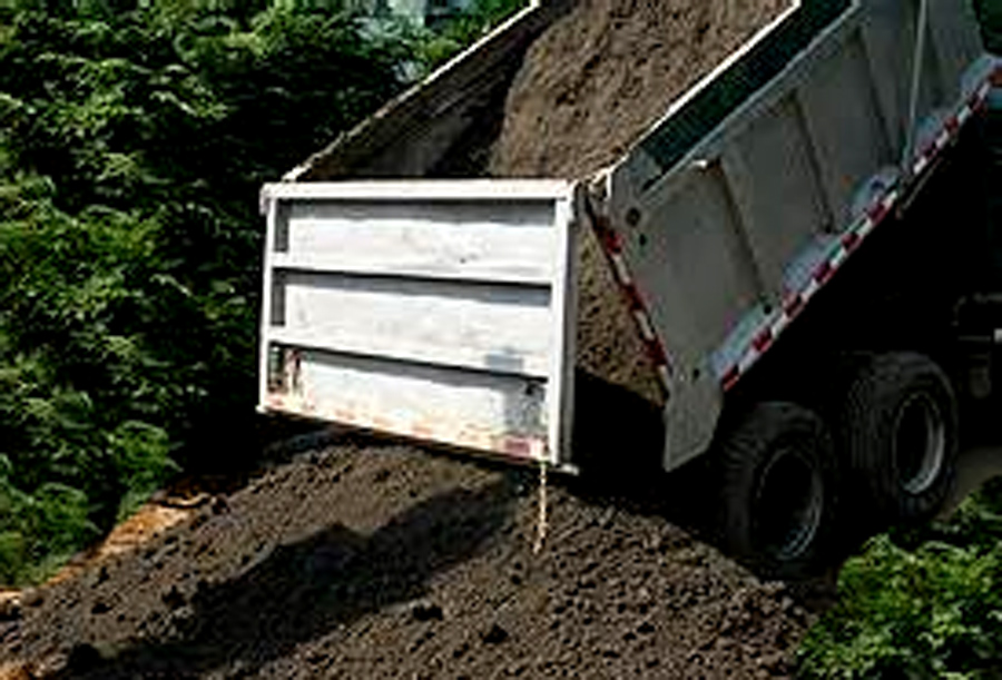 Haysmer hawaii september 2015 for Topsoil delivery