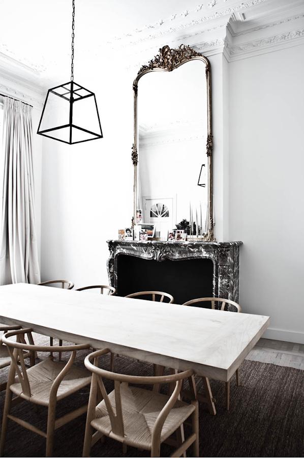 Un interior minimalista y de personalidad