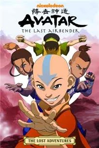 Avatar - The Last Airbender: The Lost Adventures