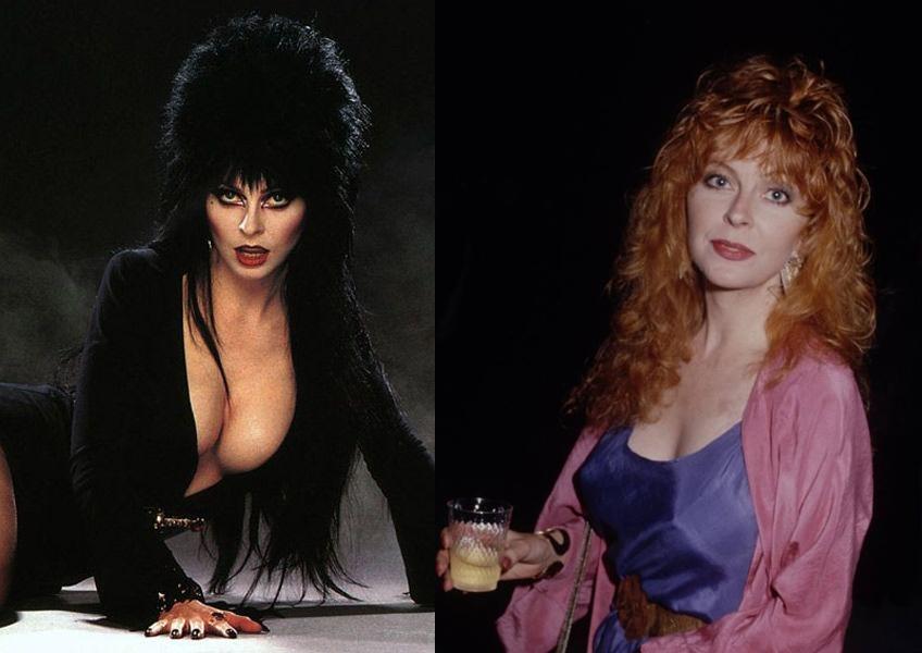 Naked Elvira mistress of dark