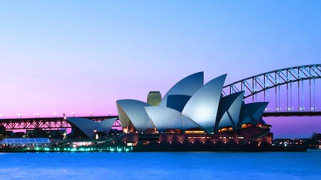 Jelajah Wisata Gratis di Sydney