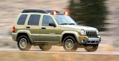 5.1 Million Jeeps Investigated for Fire Risk