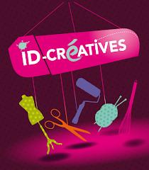 Je suis bloggueuse partenaire du Salon ID-créative