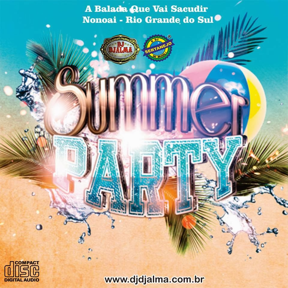 Dj Djalma - Summer Party 2013