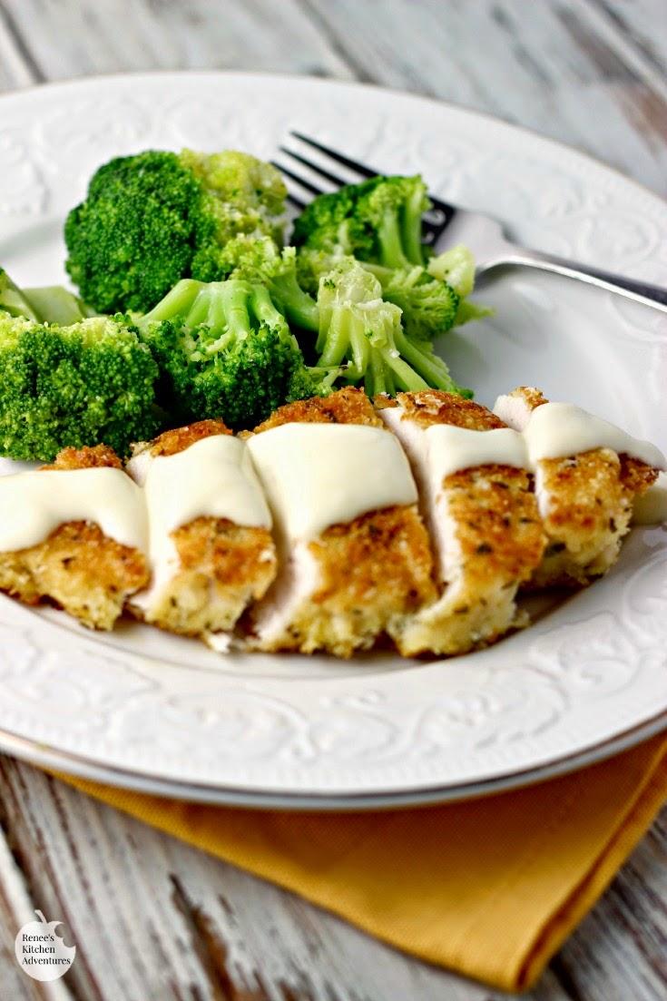 Lemon Parmesan Chicken renee's kitchen adventures