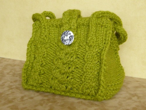 Knitted Bag Patterns For Beginners : Knitting Patterns Free: loom knitting patterns