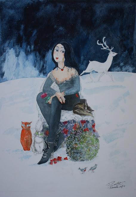 """"""" P'tit portrait l'hiver """""""