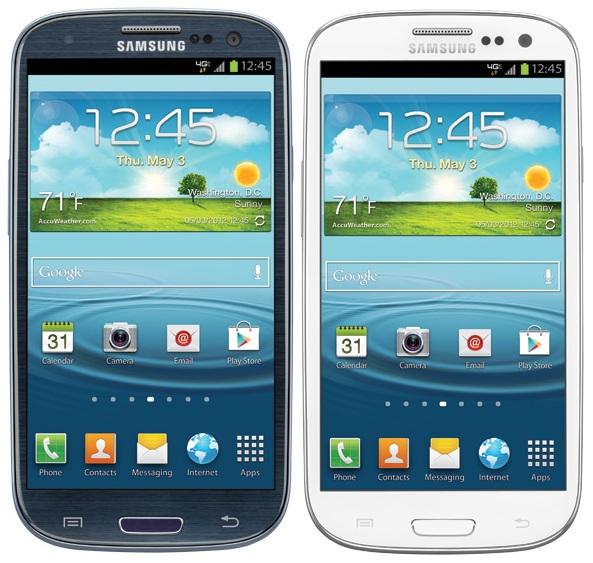 Samsung Galaxy S III – Verizon Wireless – SCH-i535
