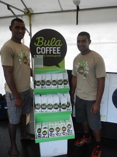 Bula Coffee Fiji