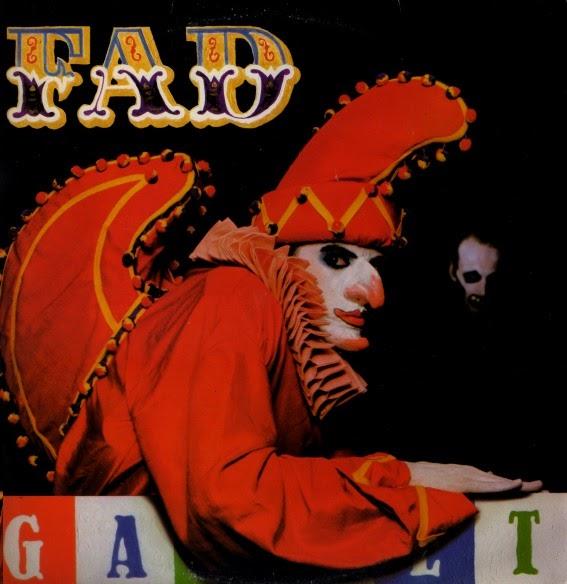 Frank Tovey The Fad Gadget Singles