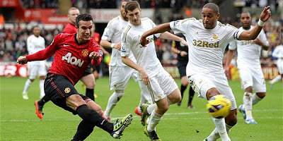 Prediksi Pertandingan Manchester United vs Swansea City