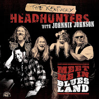 The Kentucky Headhunter with Johnnie Johnson - Meet Me In Bluesland