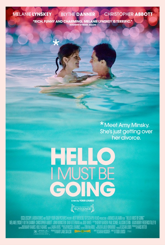 Watch Hello I Must Be Going Movie Online Free 2012