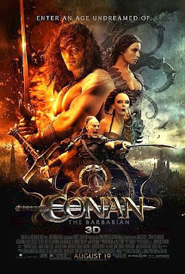 Filme Poster Conan, O Bárbaro CAM XViD-IMAGiNE
