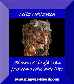 Feliz Halloween, Bruja Fea 1