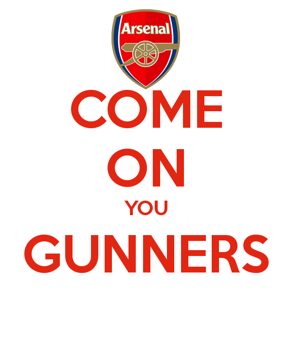 I am Gunners