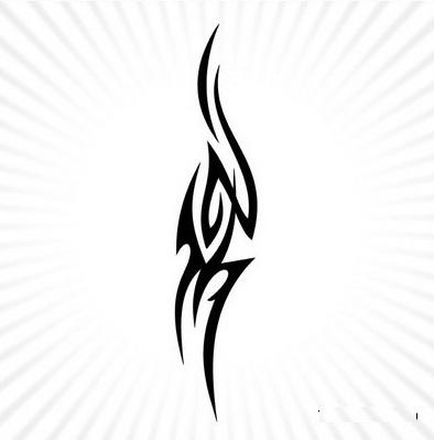 20 Line Tribal Henna Tattoos Ideas And Designs