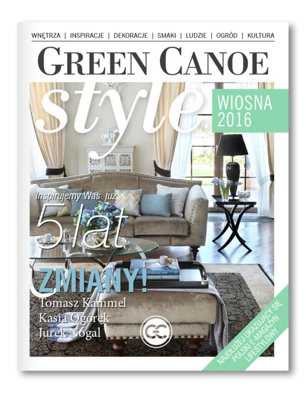 GREEN CANOE STYLE Wiosna'16