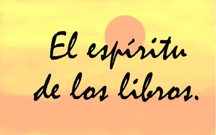 El Espíritu de los Libros