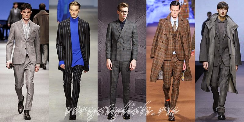 Fall 2015 Men's Business Style