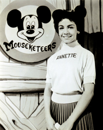 annette funicello  who  as the