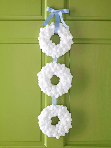 Vintage Pearl Designs Do It Yourself Diy Christmas Wreaths