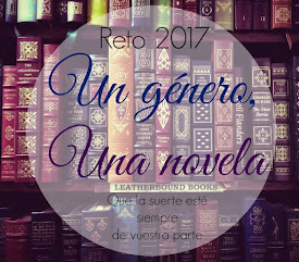 Reto 2017: Un género, una novela