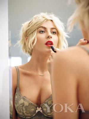 Julie 'Sister Sweetheart Taylor Small Fresh Makeup into Punk Goddess
