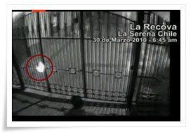 vídeo de fantasmas