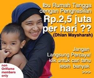 Bisnis Mudah Untuk Ibu Rumah Tangga/Wanita