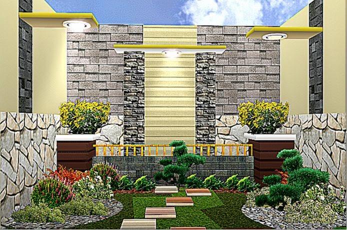 Cara Mempercantik Taman Rumah Minimalis   Rumah Minimalis Mewah