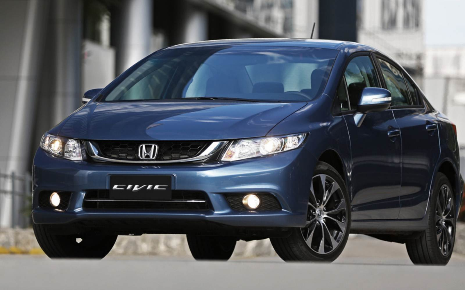 Honda Civic PCD