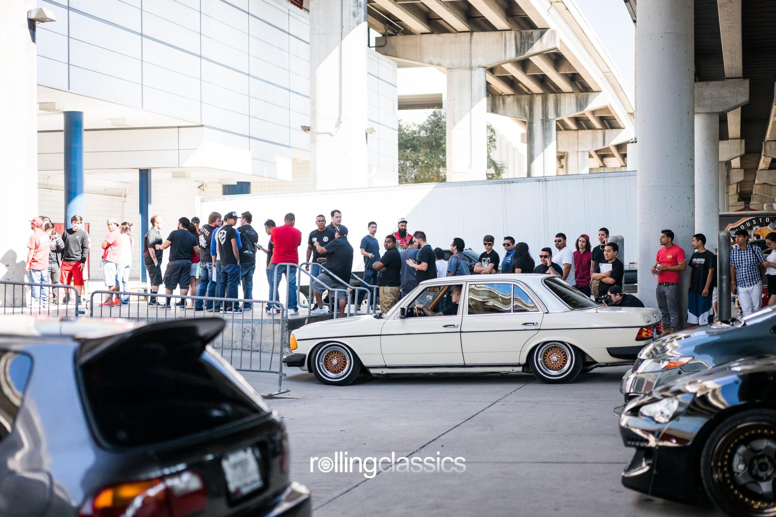 Rolling Classics Event Wekfest Texas Part Of - Mercedes tx car show