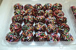 Mini Choc Moist Cupcakes