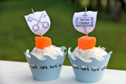 Cupcakes Petra a Pavla