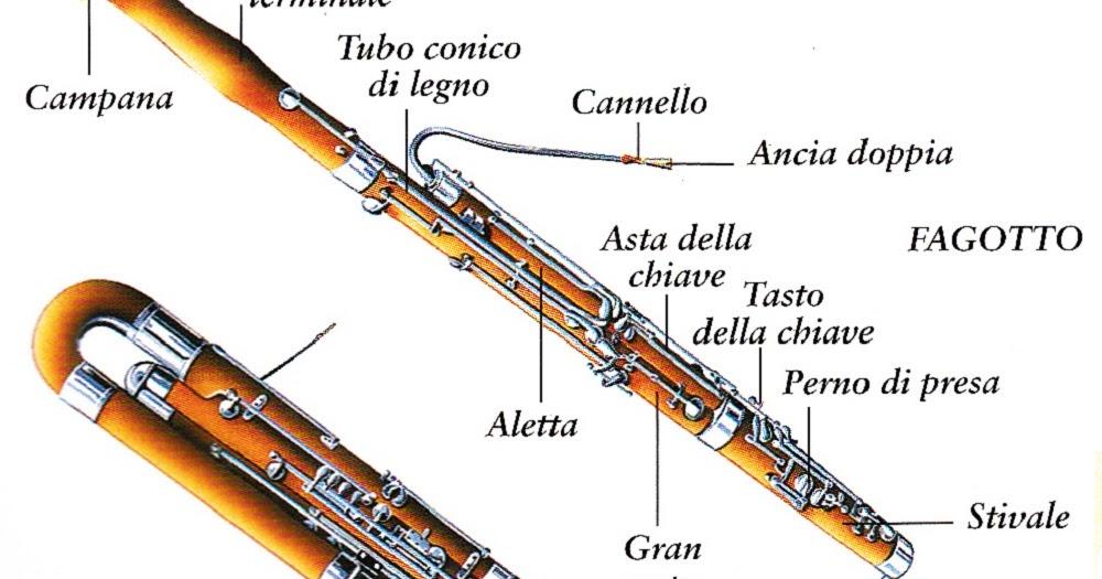 Gocce di note strumenti musicali il fagotto e il for Strumento del radiotecnico