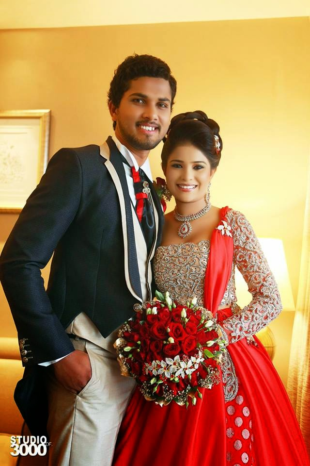 Sri Lankan New Wedding Dresses 2017