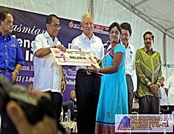 MENGUBAH DESTINI ANAK INDIA MALAYSIA