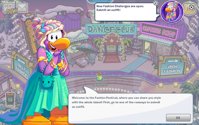 Club Penguin Fashion Festival 2015 Cheats