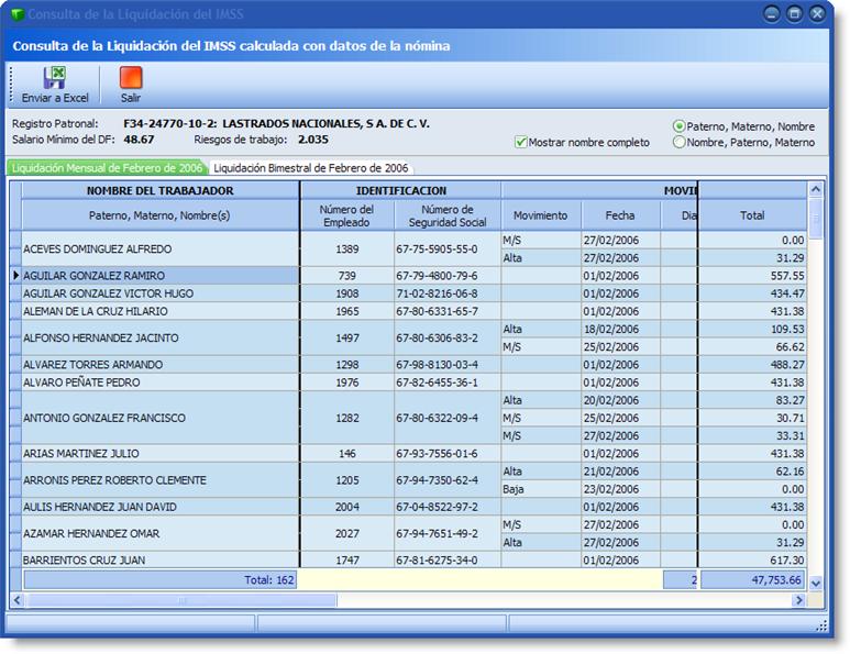 Herramientas Informaticas Nominas En Exel