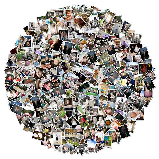 Collage Circulo