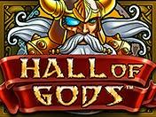 Hall of Gods har en gigantisk Mega Jackpot