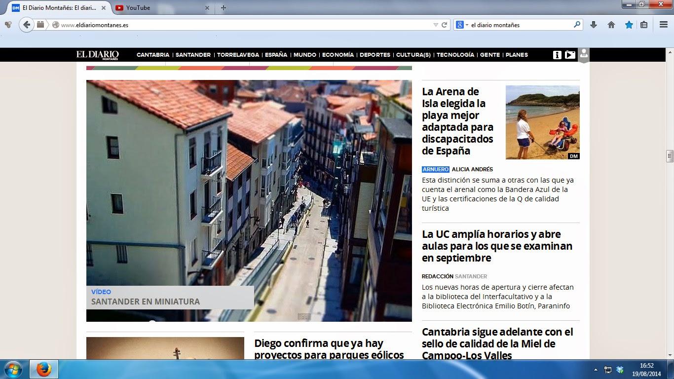 Santander Miniatura