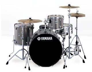 Yamaha Drum Set - Stage Custom Birch Drum Set