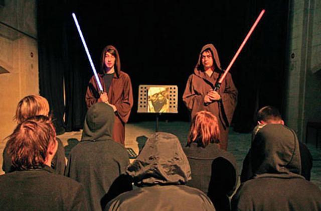 Cristianos Son Atraídos Por La Secta Star Wars En Turquía