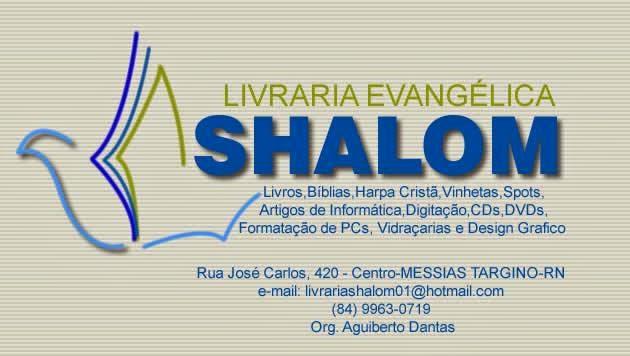 Livraria Evangélica Shalom