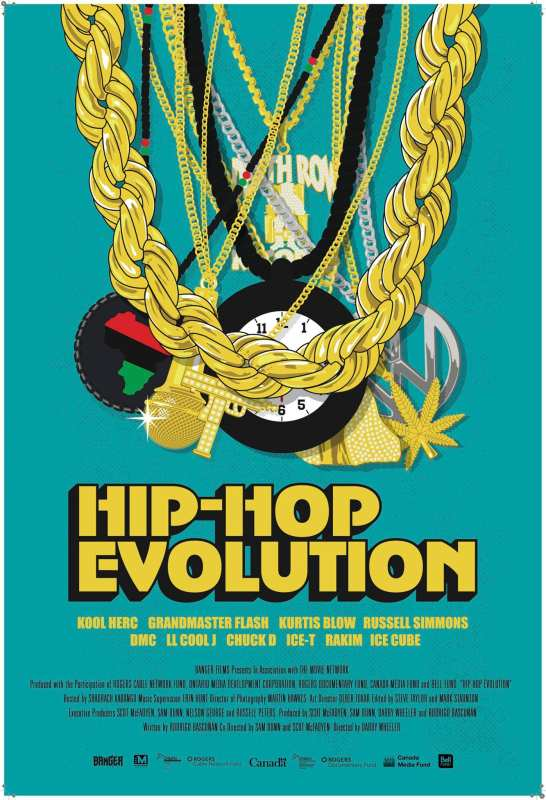Hip-Hop Evolution (2016– ) ταινιες online seires oikamenoi greek subs